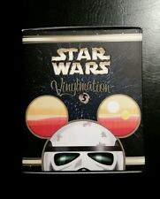 Disney Vinylmation Star Wars 5 sealed blind box-Possible Variant or Cantina Band