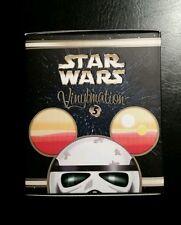 Disney Vinylmation Star Wars 5 sealed blind box-Possible Variant or Cantina Band