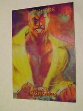 MARVEL MASTERPIECES SERIES 1 2007 PARALLEL FOIL CARD #52 LUKE CAGE