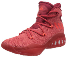81f2471d4c adidas Crazy Explosive Basketball UK 5 EU 38 Red White Hi Top Sneakers  Trainers