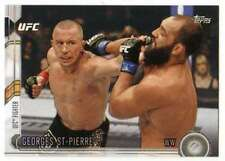 2015 Topps UFC Chronicles #15 Georges St-Pierre