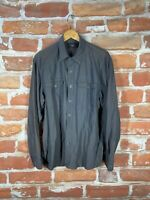 RRL Ralph Lauren L  Military Officer Hunting Engineer Western Work Shirt