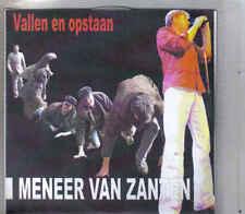 Meneer Van Zanten-Vallen En Opstaan Promo cd single