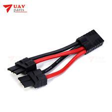 2PCS Traxxas 3064 VXL 8278 Parallel Battery Wiring Harness 1/16 E-Revo