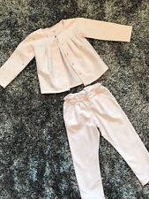CHLOE TRACKSUIT GIRLS GENUINE - PINK & GOLD - AGE 3