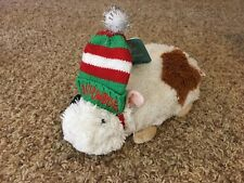 Guinea Pig/Small Animal Costume/Clothes*Bah Humbug Knitted Stocking Hat w/Pom