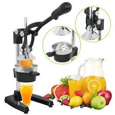 Pro Commerical Manual Orange Citrus Juicer Lemon Fruit Juicer Juice Press Black