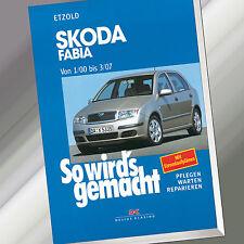 So wirds gemacht (Band 130) | SKODA FABIA I von 1/00-3/07 | Reparieren, Pf(Buch)