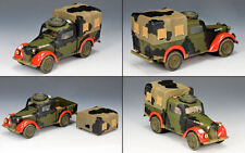 KING & COUNTRY FOB069 Bomb Disposal Tilly LE of 250 SET RETIRED