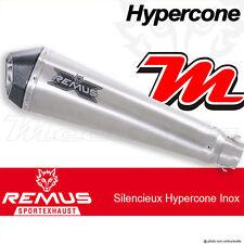 Silencieux échappement REMUS Inox avec Cat Ducati Monster 821 Stripe 15+