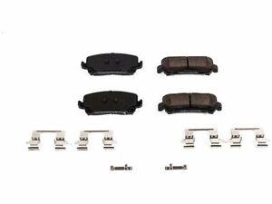 Rear Brake Pad Set 7FJC91 for GMC Canyon 2015 2016 2017 2018 2019 2020