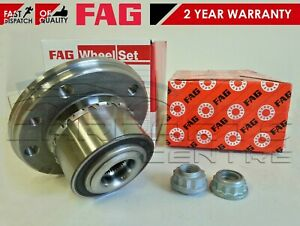 FOR VW TRANSPORTER CARAVELLE T5 03-12 FRONT REAR WHEEL BEARING KIT FAG GERMANY