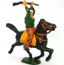 TIMPO COWBOY MOUNTED ON GALLOPING HORSE - A/MINT & RARE