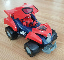 Marvel Thinkway Spiderman Battle Car