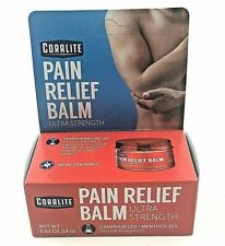 Coralite Pain Relief Balm Ultra Strength 0.63 oz Non-Staining