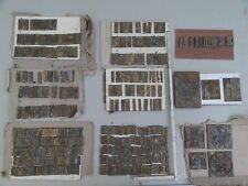 Verschiedene Buchstabensätze für Kranzschleifen-Druckmaschine