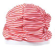 Gymboree Gazebo Party Stripe Swim Hat Nwt Baby Girls 6-12 M