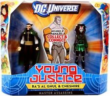 Young Justice Ra's Al Ghul & Cheshire Action Figure 2-Pack [Master Assassins]