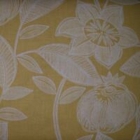 Dear Stella ST-217CITR Lola Jacobean Cotton By the Yard Quilting/Sewing Fabric