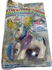 Vintage G1 My Little Pony - Twinkled~Eyed Gingerbread MOC
