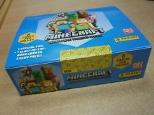 Panini Minecraft Adventures Trading Cards: Choose Quantity: 3, 9 18 packs or Box