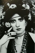 """Irina Ionesco montado Impresión de fotografía 16 X 12"""" 1975 II06 Erotica lesbiana Gótico"""