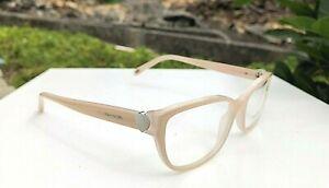 New Tiffany & Co. Eyeglasses Beige Pink Frames TF 2087-H 8177/ 54-16 140