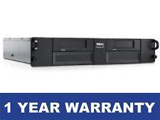 Dell Powervault 114T - Ultrium LTO3 2U Rackmount External SAS Tape Drive