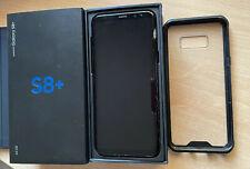 SMARTPHONE SAMSUNG GALAXY S8+ PLUS 64GB Nero con scatola originale