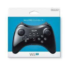 Wii U PRO controller (black) (WUP-A-RSKA) [Nintendo Wii U]