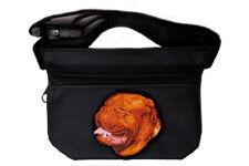 Dogue de Bordeaux Dog treat pouch/bag for dog shows & training.