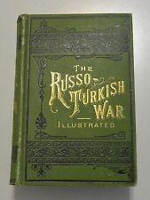 RUSSO-TURKISH WAR 1878 SERVIA BULGARIA RUSSIA TURKEY
