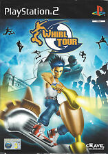 WHIRL TOUR for Playstation 2 PS2 - PAL