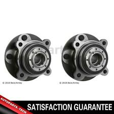2x Beck/Arnley Front Wheel Bearing and Hub Assembly For Toyota Tundra 2007~2019