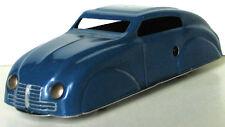 Auto Coupé Bleu / Jouef France 1940-50s      Livraison Monde entier