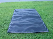 NEW 17 x 13 Hills TRAMPOLINE MAT with 60 wires 3 Yr Wty Stitching AUSSIE MADE