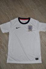 England Trikot Kinder , Nike , Größe 147 - 158 cm , weiß , 150 Jahre Edition