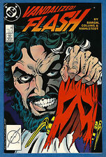 Flash # 14 - (2nd series) Dc Comics 1988 (vf) Vandal Savage
