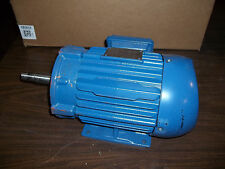 WEG Wast Water Electric Pump Motor 3-Ph, 2hp, 1755,208-230/460,145JM