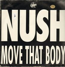 Nush ‎– Move That Body - DJ Approved ‎– APP 1120 - Ita 1995