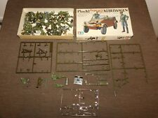 VINTAGE ARMY TOY TAMIYA PKW.K1 KUBELWAGEN GERMAN VW JEEP  WWII  MODEL KIT