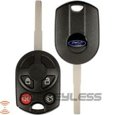 2012 -2013 Ford Focus Escape F350 4 Button 80 Bit High Security Remote Key