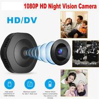 Mini Spy Hidden Camera HD 1080P Waterproof Infrared Camcorder Night Vision