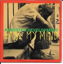 CD SINGLE 2 TITRES--ARRESTED DEVELOPMENT--EASE MY MIND-1994