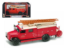 1941 MAGIRUS DEUTZ S 3000 SLG RED FIRE ENGINE 1/43 MODEL BY ROAD SIGNATURE 43014