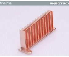 Enzo Tech MST-780i Copper MOSFET Cooling Heatsink