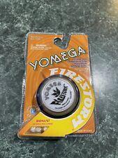 VINTAGE 1999 Bandai YOMEGA FIRESTORM YoYo Yo-Yo Brand New Sealed