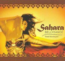 Sahara Bellydance [Digipak] by Bassil Moubayyed (CD, May-2009, Hollywood)