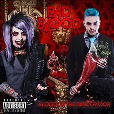 Bad Blood [PA] [Digipak] by Blood on the Dance Floor (CD, Sep-2013 Dark Fantasy)