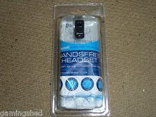 UNIVERSAL MINI BLUETOOTH 2.0 HANDSFREE KIT HEADSET + USB Charger BRAND NEW Black